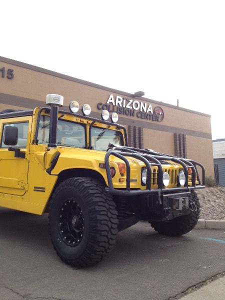 Hummer H2 - reliable auto collision repair center